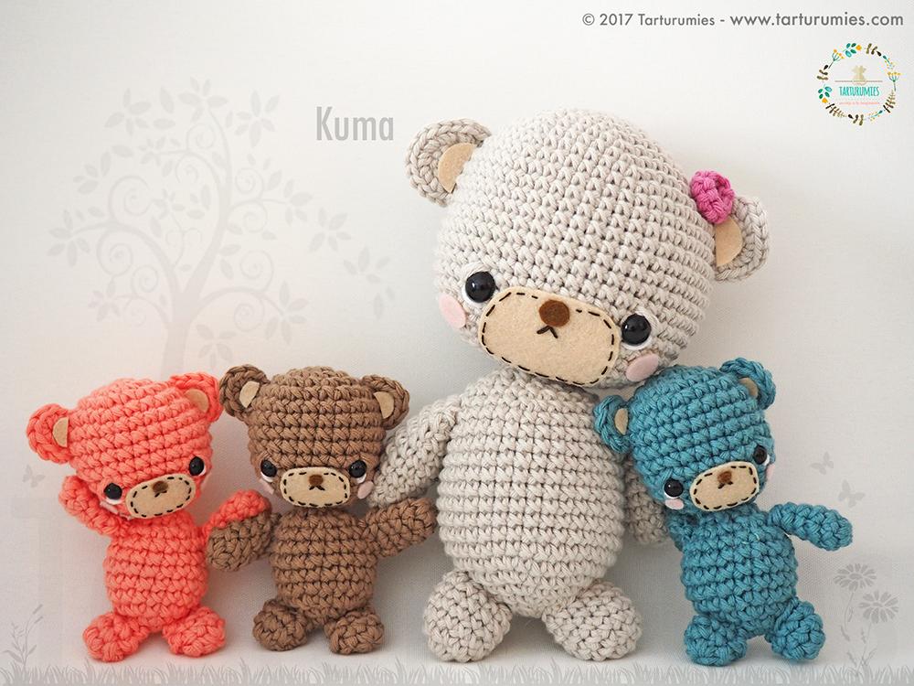 Crochet Amigurumi Bulldog Part 3 of 3 DIY Tutorial - YouTube | 750x1000