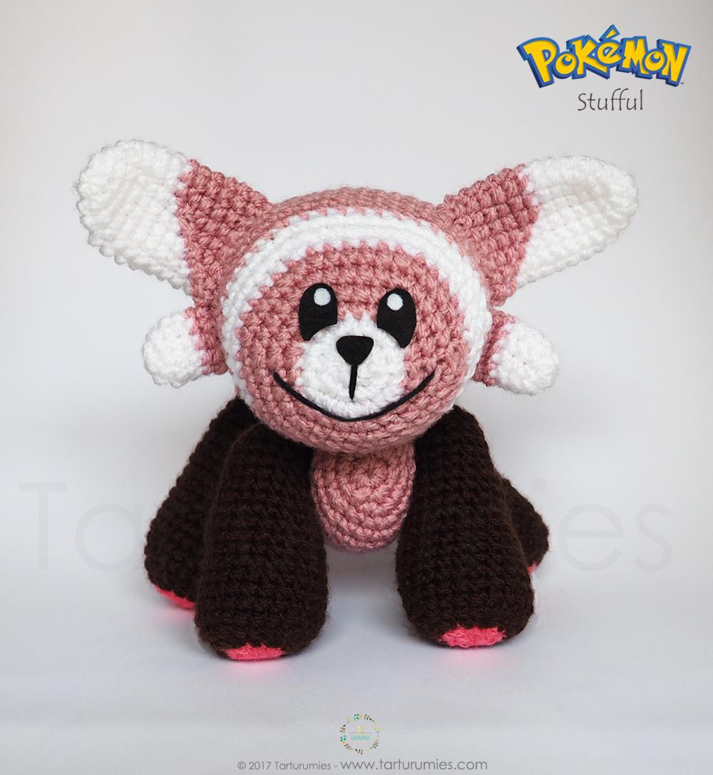 Crochet Pokemon Patterns - Crochet Now | 1087x1000