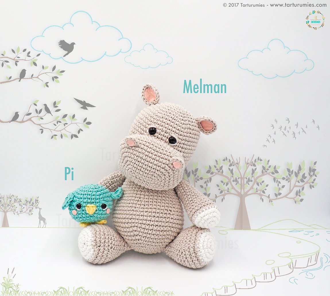 Amigurumi - An Introduction | Craft Passion Free Pattern & Tutorial | 1031x1150