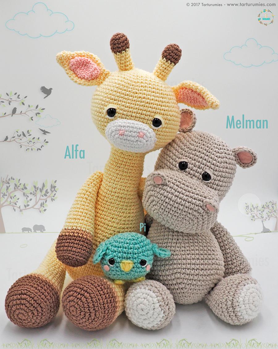 GIRAFA BABY AMIGURUMI no Elo7 | Por amor - Crochet para bebês ... | 1131x900